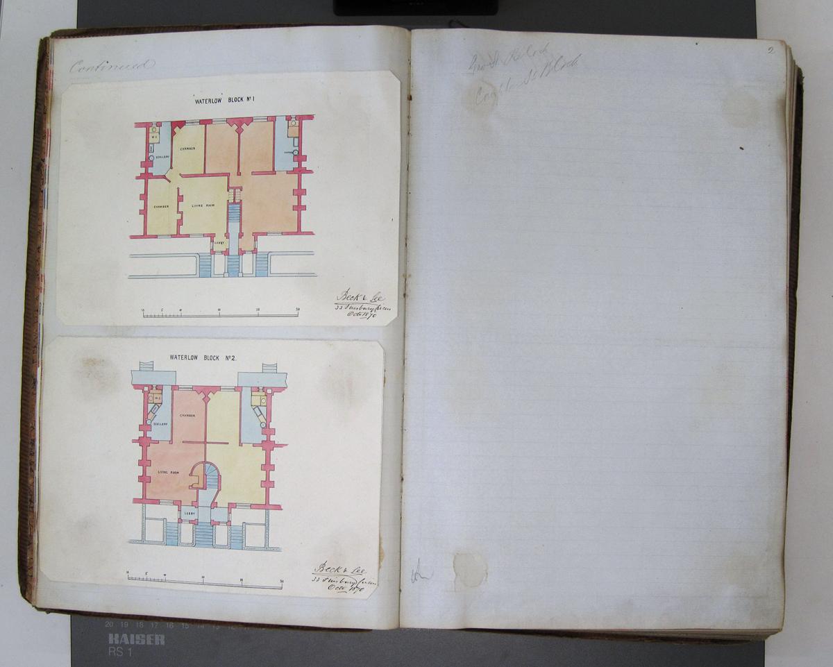 Waterlow Estate History 2002 Bmw 530i Fuse Box Diagram I